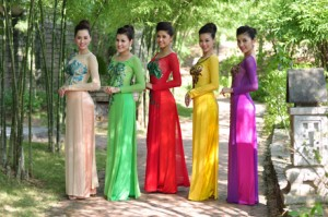 ao dai Photo Collection Nhat Dung