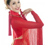 ao dai rouge miss terre 1
